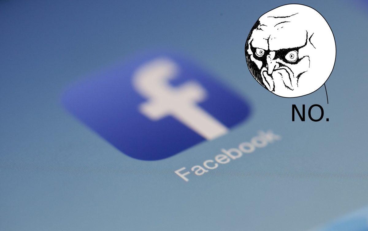 To już przesada. Facebook używa aparatu w iPhonie, gdy przeglądasz strumień aktualności 15