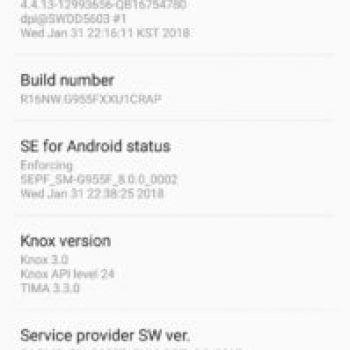 Tabletowo.pl Oficjalny Android Oreo dla Samsunga Galaxy S8 już jest. Na razie w Niemczech, my czekamy w kolejce Aktualizacje Android Samsung Smart Home