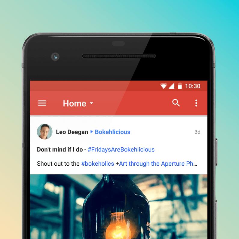 Tabletowo.pl Krótko: Oreo na ponad 1% urządzeń z Androidem, Google planuje odświeżyć Google+ Android Aplikacje Krótko Raporty/Statystyki Smartfony