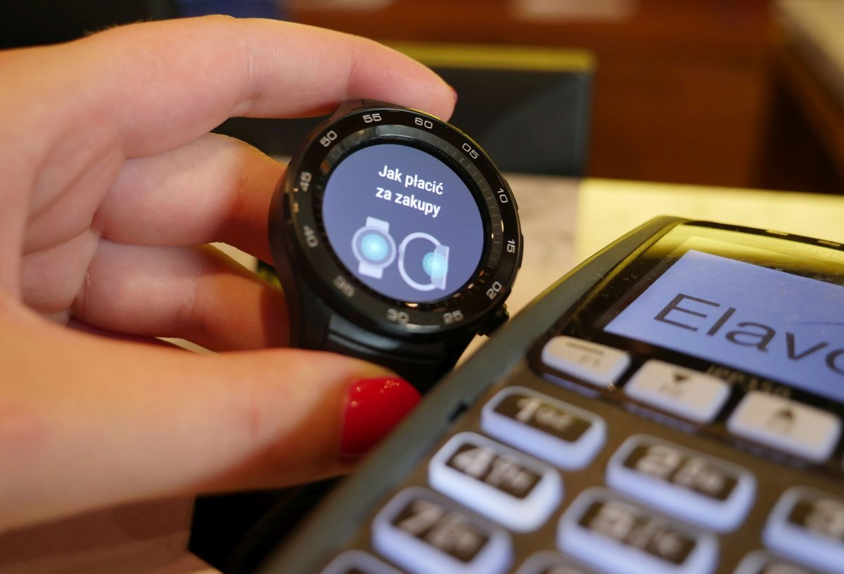Jeśli zainstalujesz Androida Oreo na Huawei Watch 2, możesz stracić możliwość korzystania z Android Pay 22