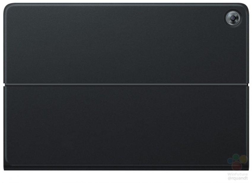 Tabletowo.pl Huawei chciał zaskoczyć nas tabletem MediaPad M5 10 Pro. Nie uda się - już wiemy, jak wygląda Huawei Hybrydy Plotki / Przecieki Tablety