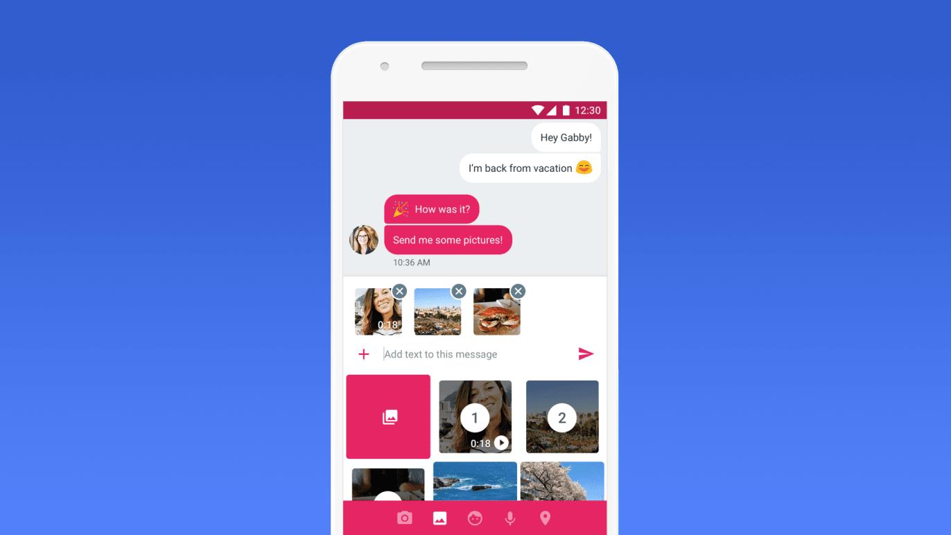 Tabletowo.pl Niebawem aplikacja Wiadomości od Google trafi do przeglądarki, więc odpiszesz na SMS-a bez sięgania po telefon Aplikacje Google