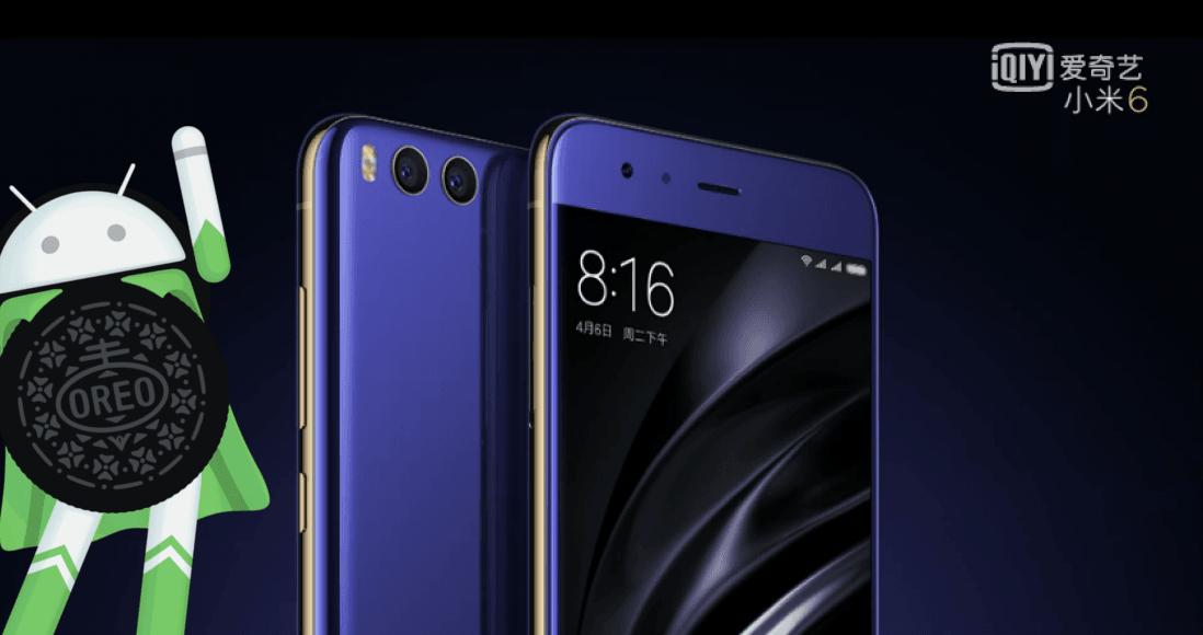 Na Xiaomi Mi 6 trafia właśnie długo wyczekiwana aktualizacja - Android 8.0 Oreo 18