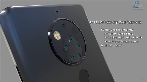 Tabletowo.pl Co tam smartfony z podwójnym aparatem, Nokia 8 Pro może dostać nawet pięć! Plotki / Przecieki Smartfony