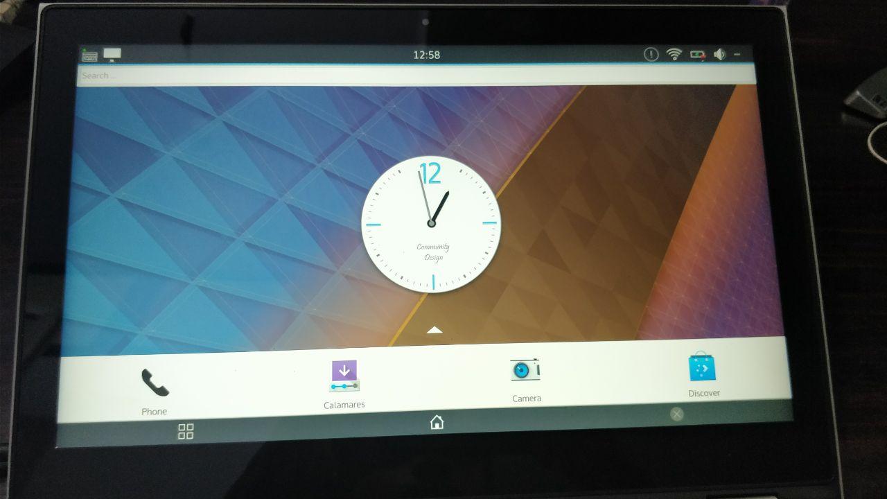 Już można testować mobilną wersję środowiska KDE Plasma 25