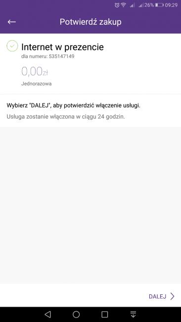 Tabletowo.pl Nic, tylko brać. W Play na kartę dostaniecie 6 GB internetu, Tidal i Showmax - przez trzy miesiące za darmo GSM Promocje