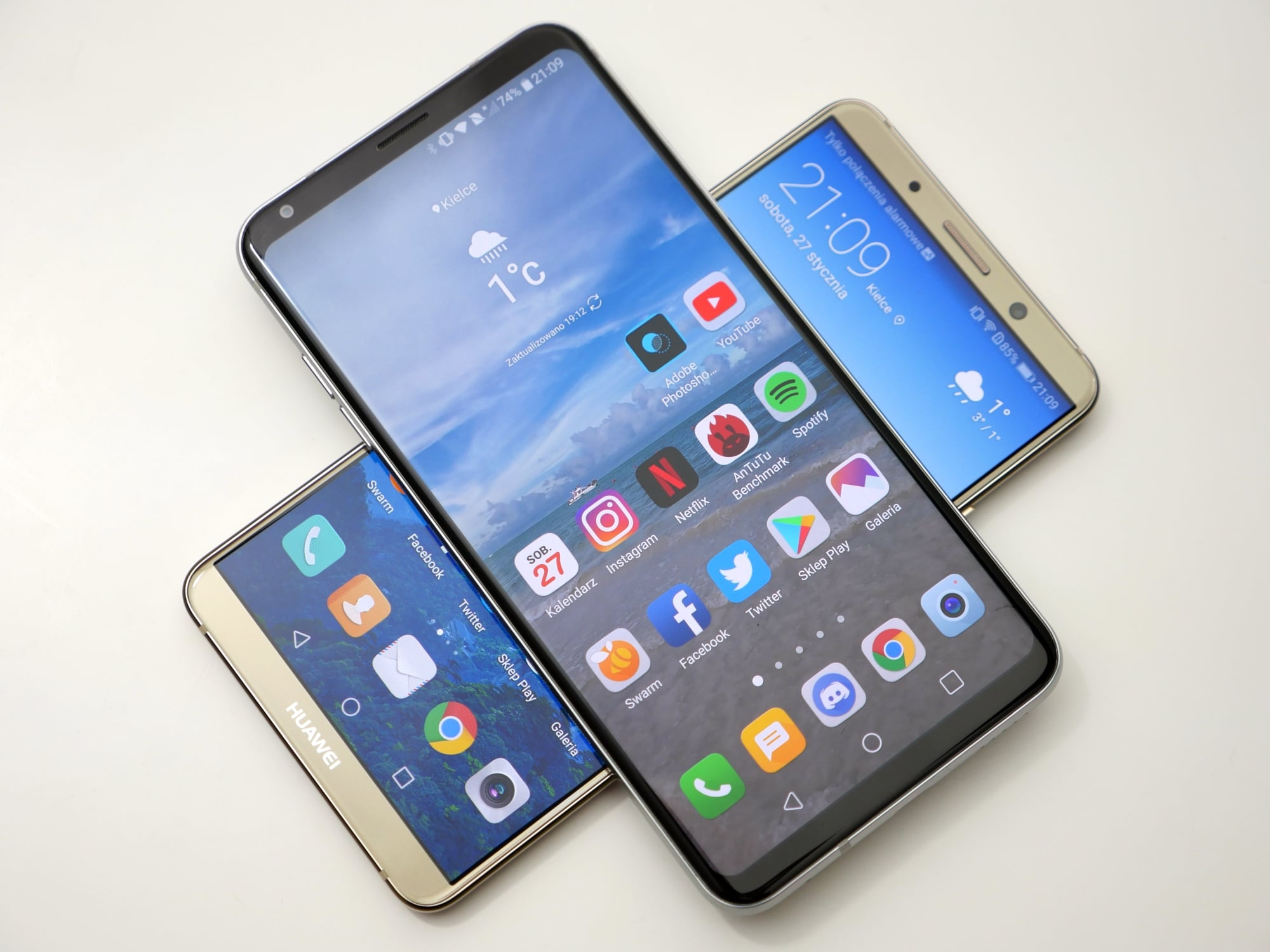 Huawei i LG biją rekordy. Huawei najlepsze, LG najgorsze 20