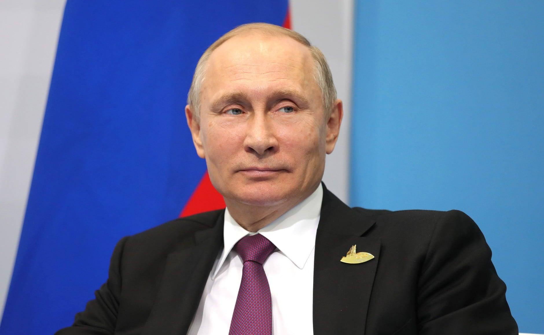 Władimir Putin przyznaje, że nadal nie ma smartfona 24