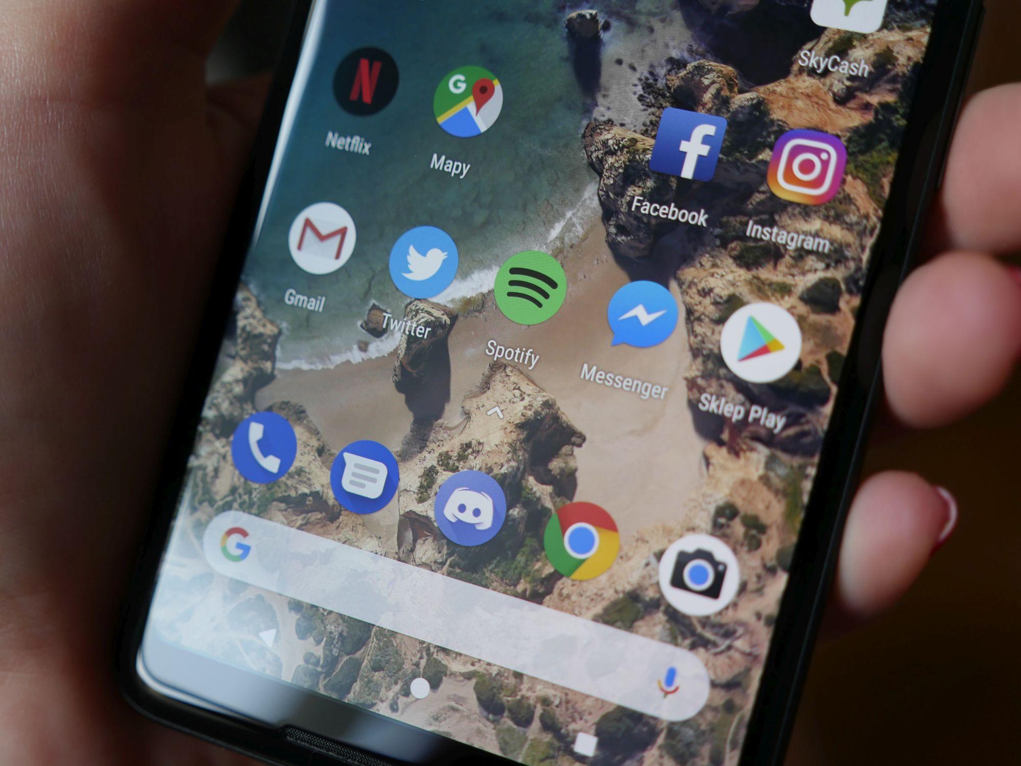 Dzięki Androidowi 11 poznaliśmy jedną z funkcji Google Pixel 5 20