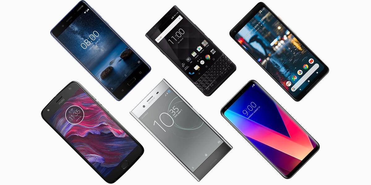 Smartfonów Samsunga nie ma na liście polecanych urządzeń dla biznesu, którą stworzyło Google 23