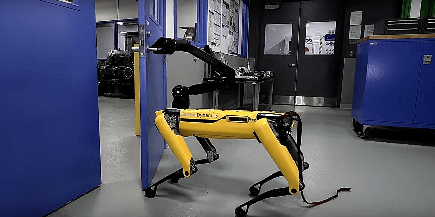 Tak się nie powinno traktować psów-robotów. W Boston Dynamics powinni mieć do nich więcej szacunku 18