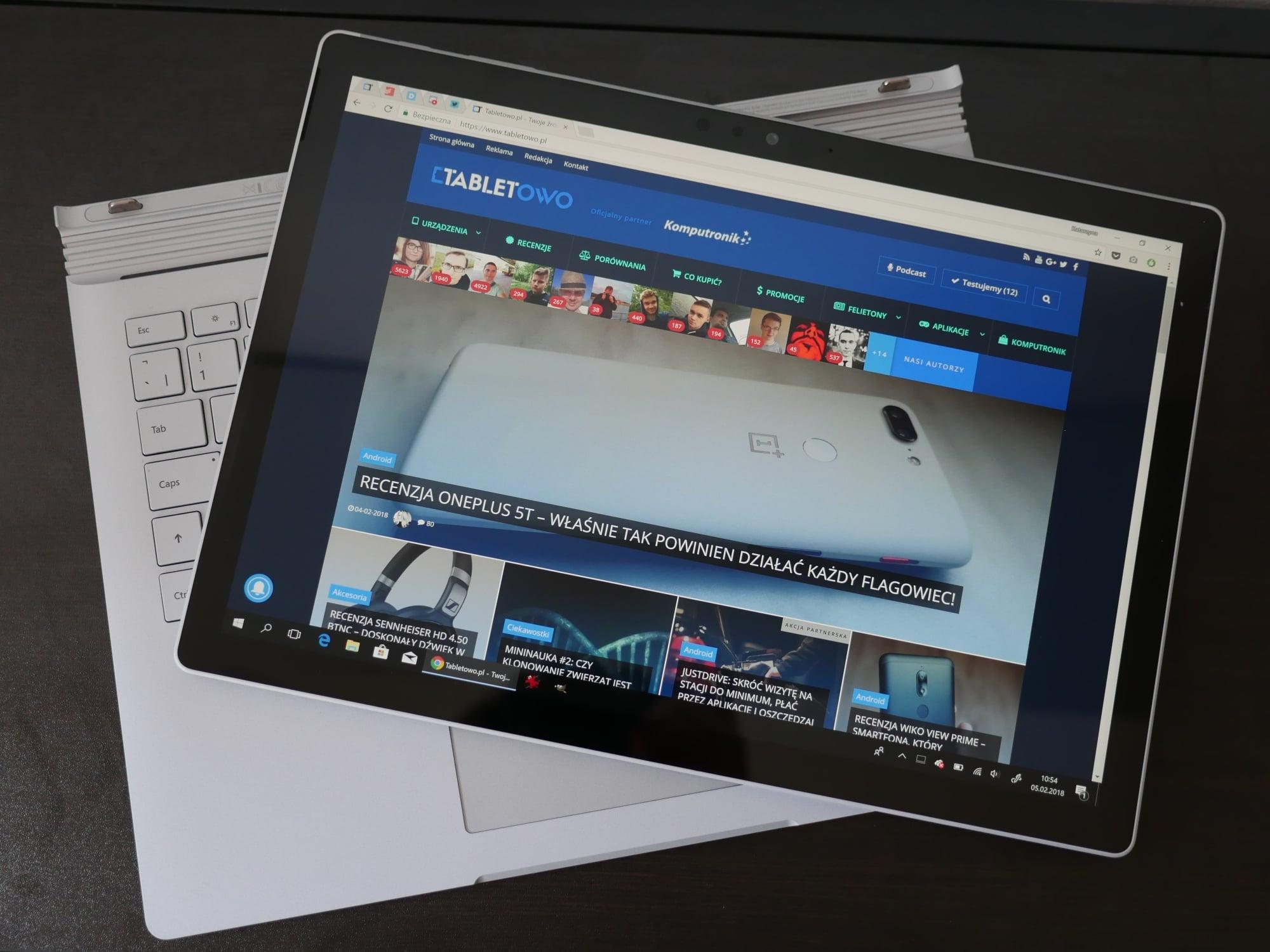 Microsoft pracuje nad zmodyfikowanym interfejsem Windows 10 dla urządzeń hybrydowych 20