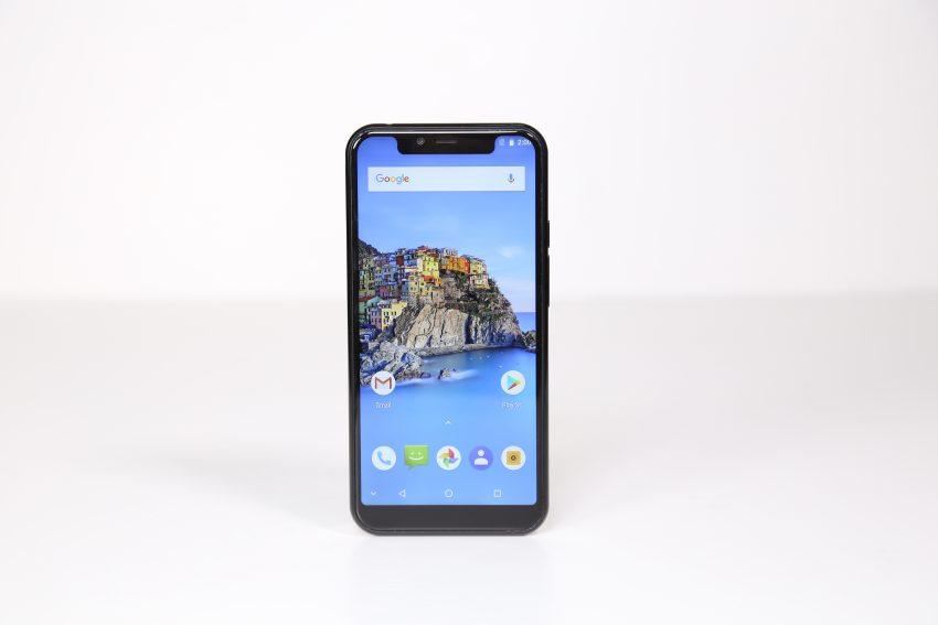 Tabletowo.pl Wideo: tak wygląda ekran wzorowany na iPhonie X w Androidzie, na przykładzie Ulefone X Chińskie Smartfony