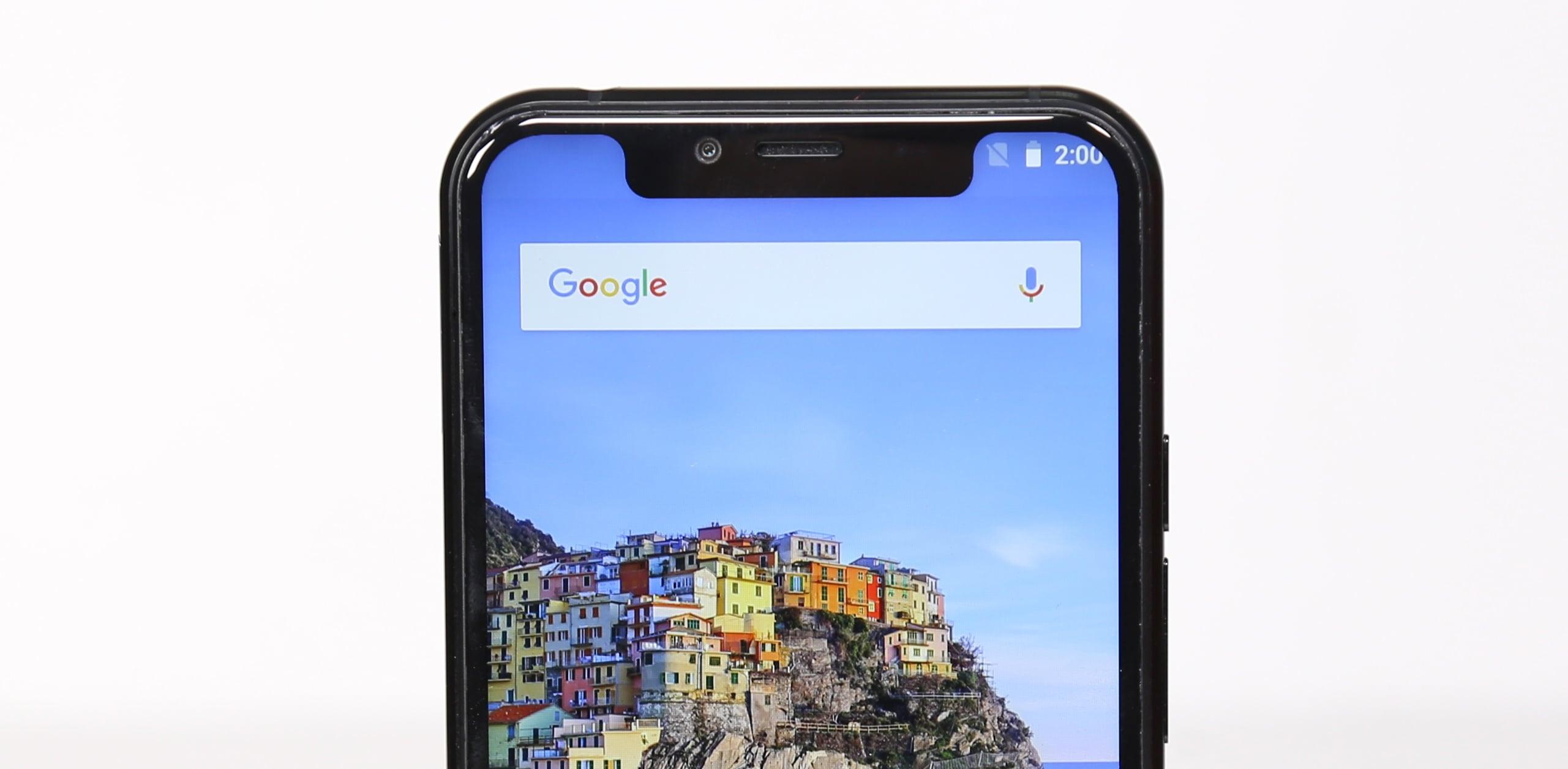 Wideo: tak wygląda ekran wzorowany na iPhonie X w Androidzie, na przykładzie Ulefone X 22