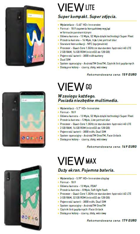Wiko zaszalało: na MWC 2018 przywiozło aż 8 nowych smartfonów 23