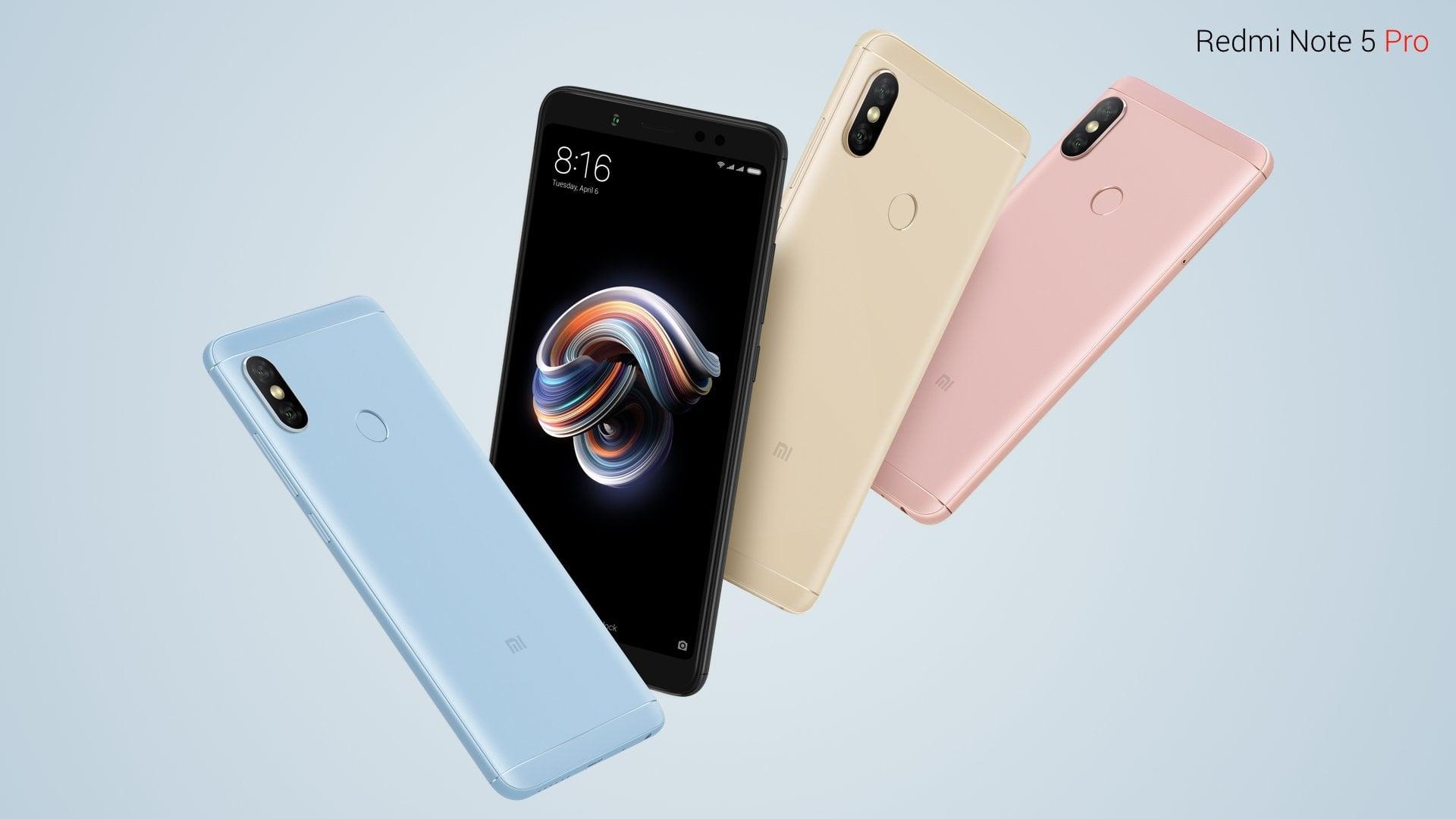 Tabletowo.pl Przecież to będzie sprzedawać się jak marzenie - polska cena Xiaomi Redmi Note 5 może pozytywnie zaskoczyć Android Plotki / Przecieki Smartfony Xiaomi