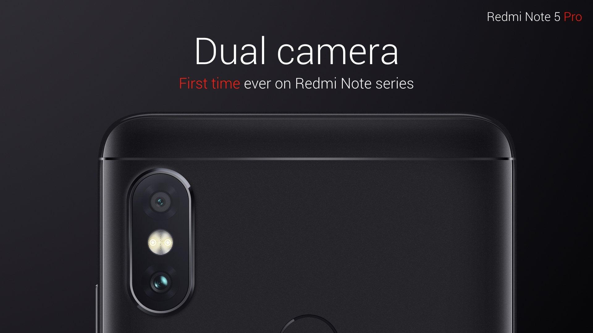 Tabletowo Nowości Xiaomi Redmi Note 5 to klon już istniejącego modelu tylko