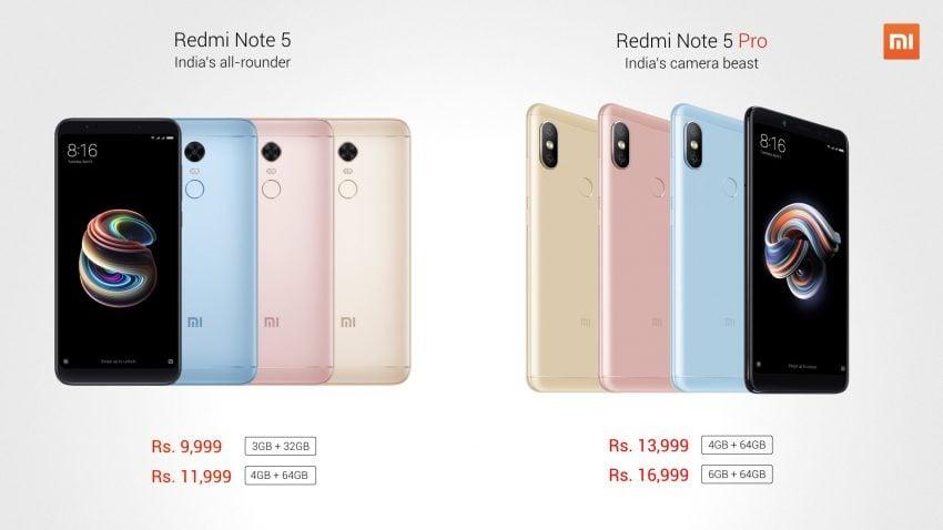 Tabletowo.pl Nowości Xiaomi: Redmi Note 5 to klon już istniejącego modelu, tylko Redmi Note 5 Pro wnosi coś nowego Nowości Smartfony Xiaomi