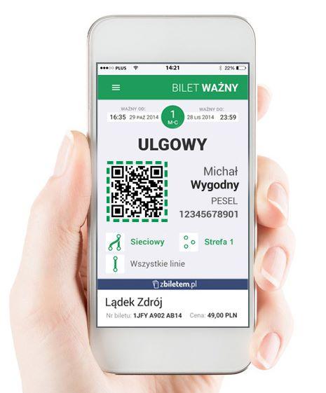 Tabletowo.pl Łodzianie, możecie kupić bilet komunikacji miejskiej za złotówkę, korzystając z nowej aplikacji zbiletem.pl Aplikacje Promocje
