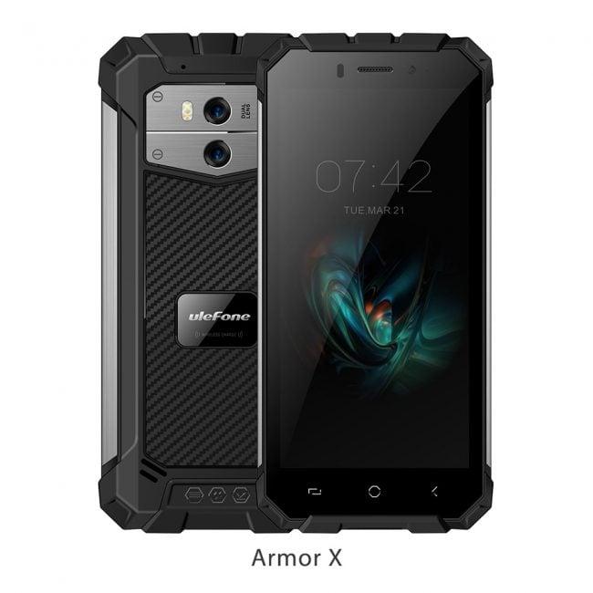 Tabletowo.pl Ulefone na MWC 2018: są nowe smartfony, w tym T2 Pro z wbudowanym w ekran czytnikiem linii papilarnych Chińskie MWC 2018 Nowości Smartfony
