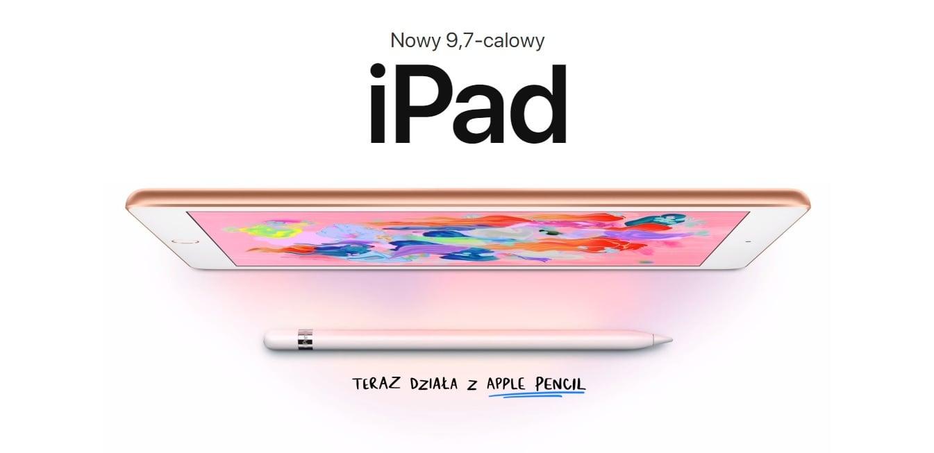 """Tabletowo.pl iPad 9,7"""" 2018 vs iPad 9,7"""" 2017 - lepsza specyfikacja w niższej cenie (porównanie parametrów i cen) Apple iOS Porównania Tablety"""