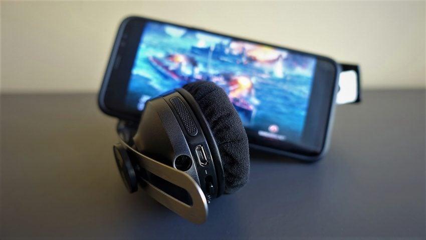 Recenzja słuchawek Sennheiser Momentum On-Ear Wireless M2 OEBT 18