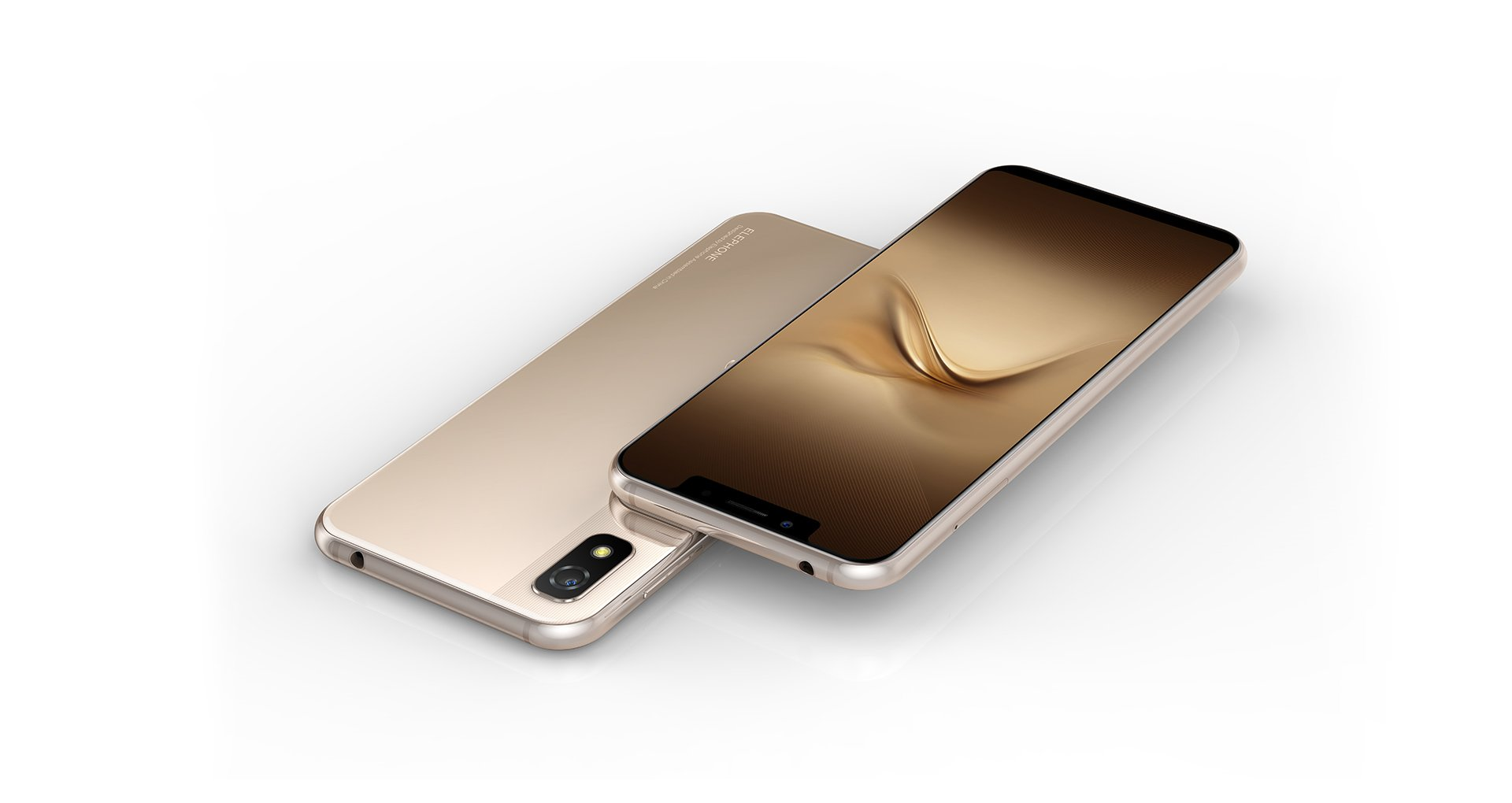 Elephone A4 tylko przypomina iPhone X, ale mimo wszystko jego specyfikacja nie jest taka najgorsza 28