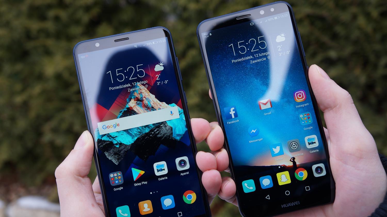 Tabletowo.pl Huawei nie tworzy własnego systemu operacyjnego - zamierza trzymać się Androida Android Ciekawostki Huawei Smartfony Tablety