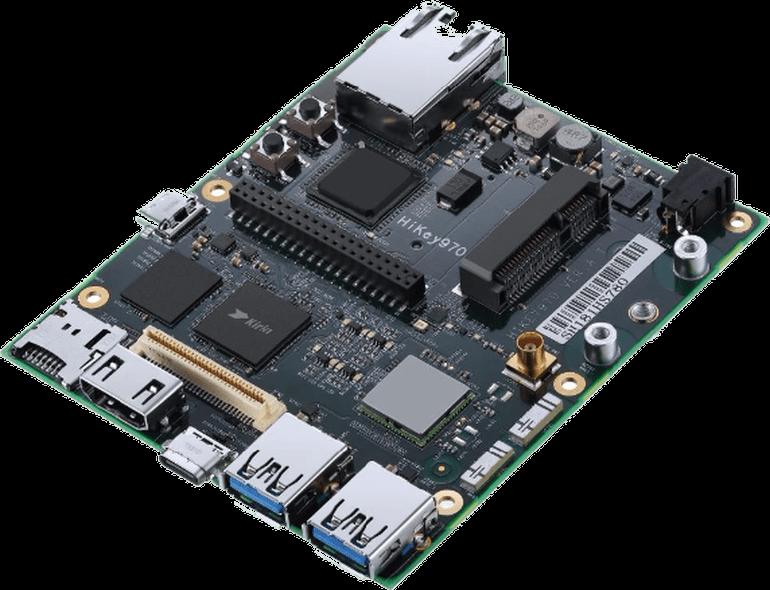 Huawei zaprezentował własną wersję Raspberry Pi z procesorem Kirin 970 19