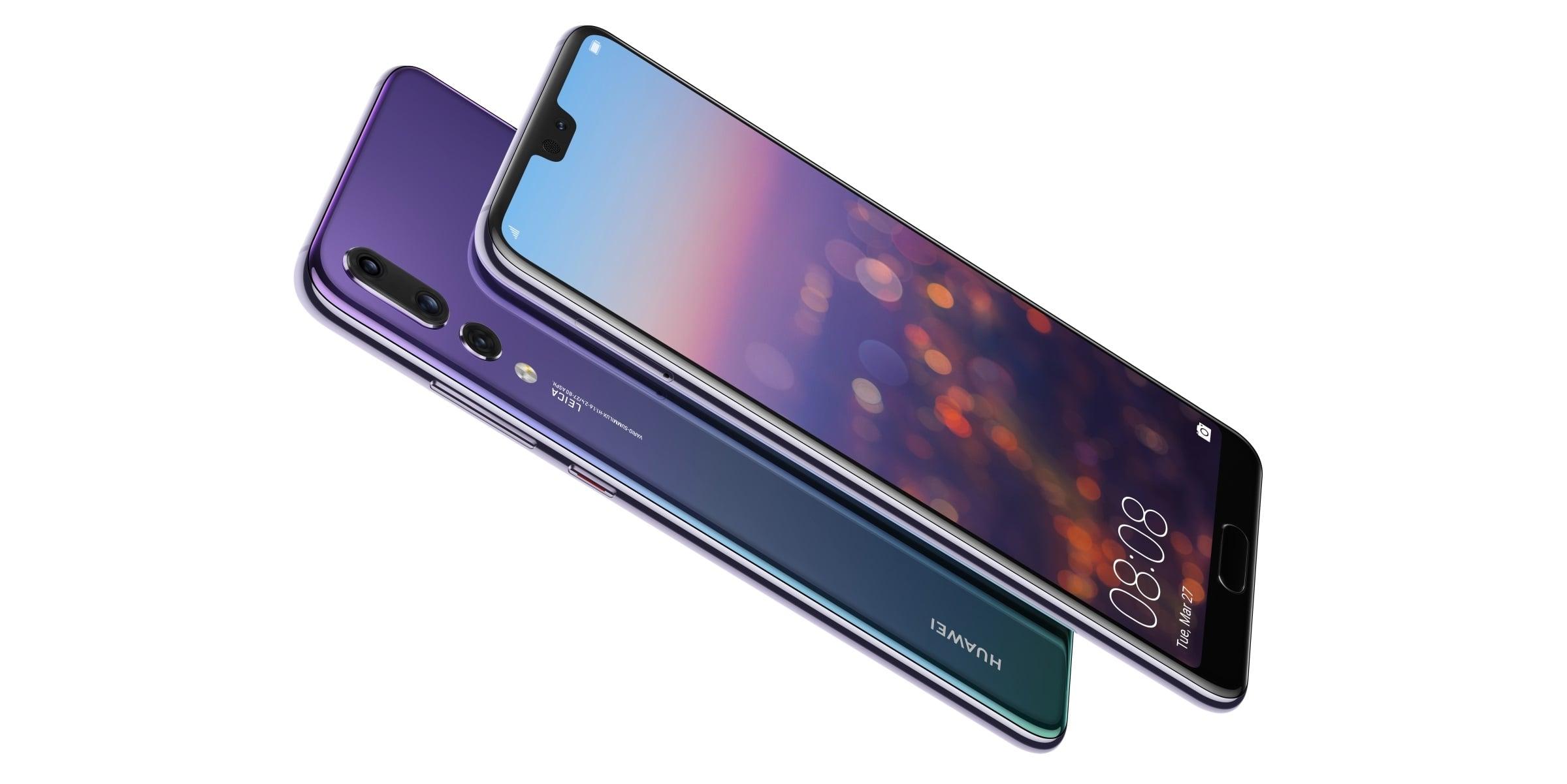 Tabletowo.pl Nie, to nie przerobiony render Huawei P20 Pro Twilight - to LEAGOO S10, który ma zadebiutować 18 kwietnia Android Chińskie Huawei Smartfony