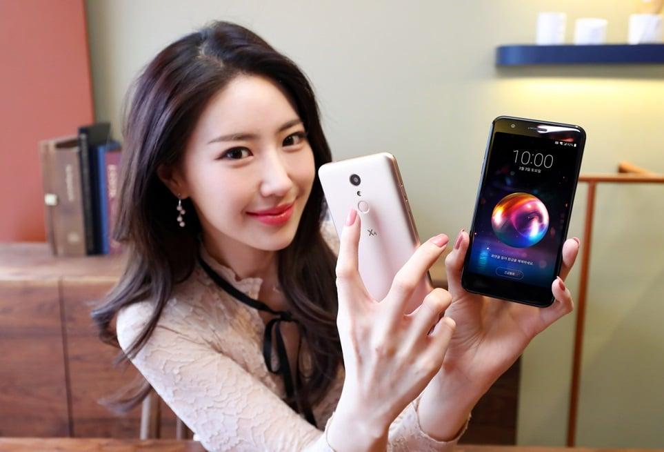 LG wprowadza na rynek model LG X4 20