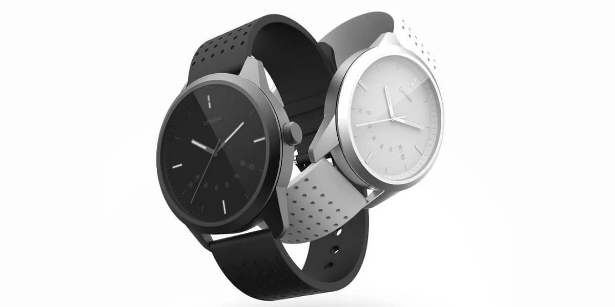 Tabletowo.pl Pamiętacie ten świetny hybrydowy zegarek Lenovo Watch 9? Możecie go mieć za mniej niż 80 złotych! Lenovo Promocje Wearable