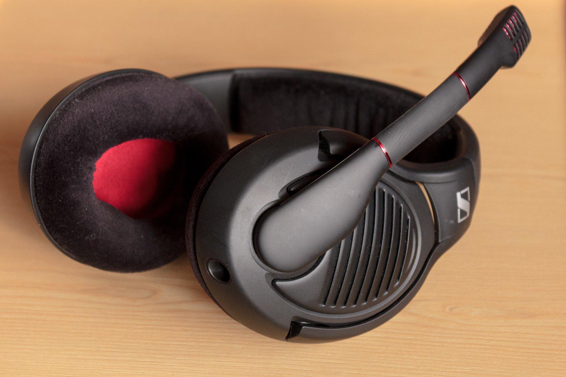 Tabletowo.pl Recenzja Sennheiser PC 373D - słuchawek nie tylko dla graczy Audio Recenzje