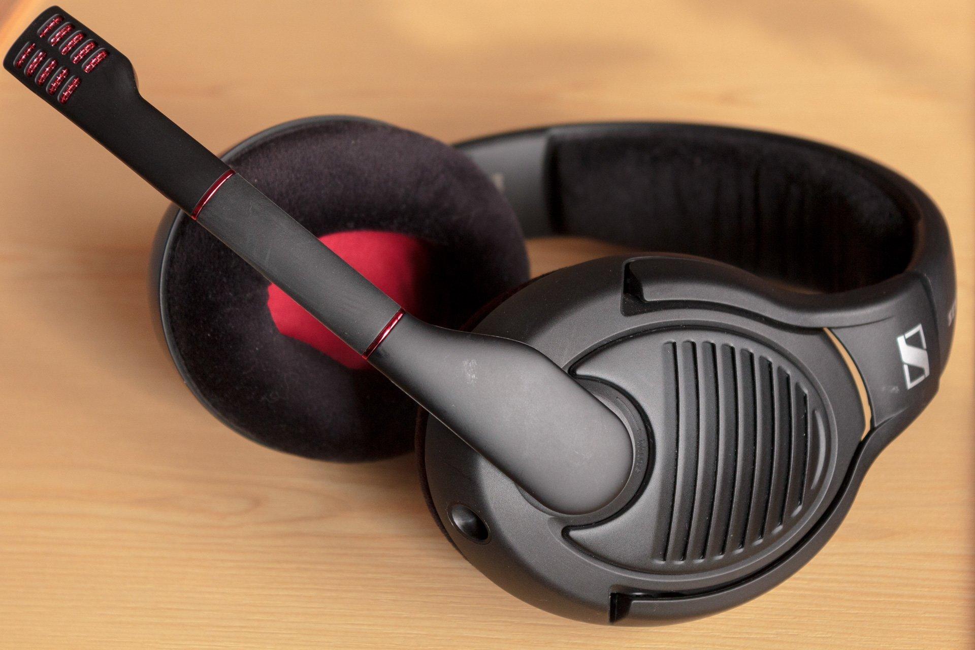 Recenzja Sennheiser PC 373D - słuchawek nie tylko dla graczy 30