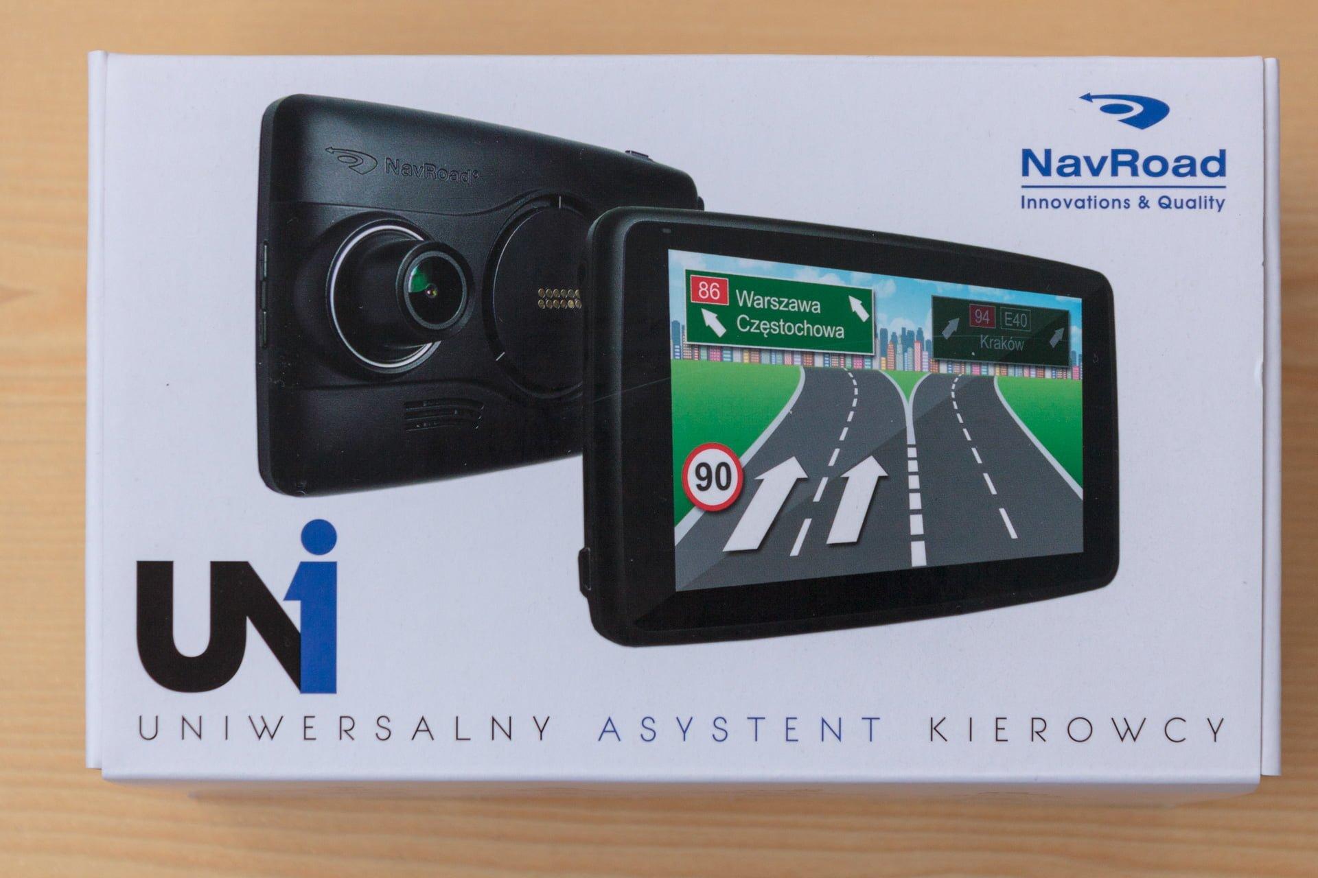 Recenzja NavRoad UNI, czyli co się stanie, gdy nawigacja spotka smartfona i kamerę 22
