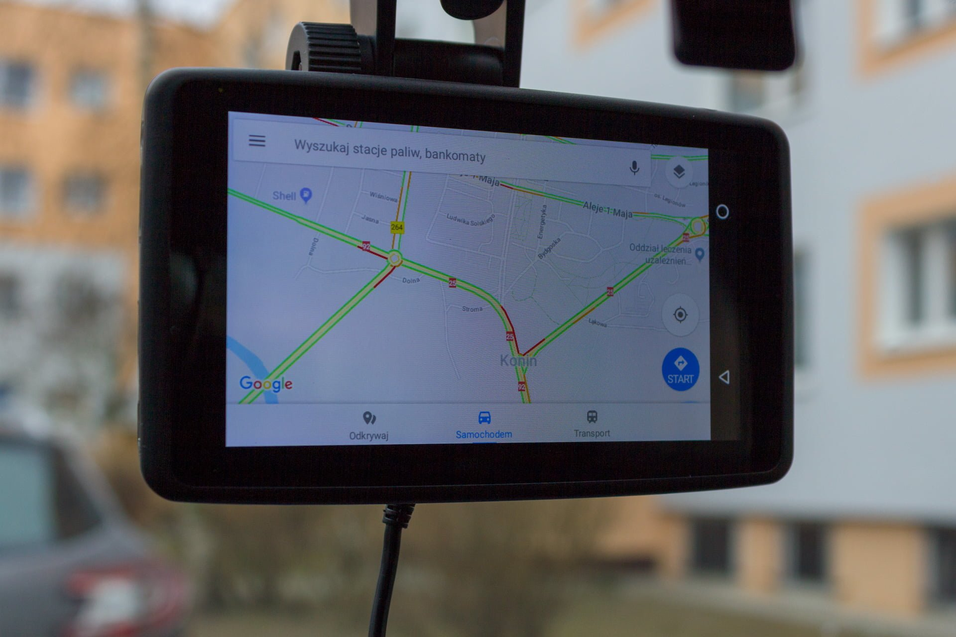 Recenzja NavRoad UNI, czyli co się stanie, gdy nawigacja spotka smartfona i kamerę 29