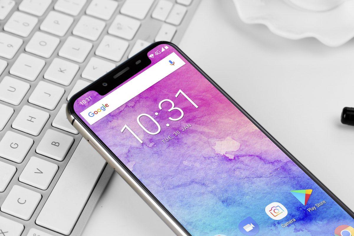 Tabletowo.pl iPhone-X-podobny Oukitel U18 taniej z okazji wprowadzenia do sprzedaży złotej wersji smartfona Chińskie Smartfony
