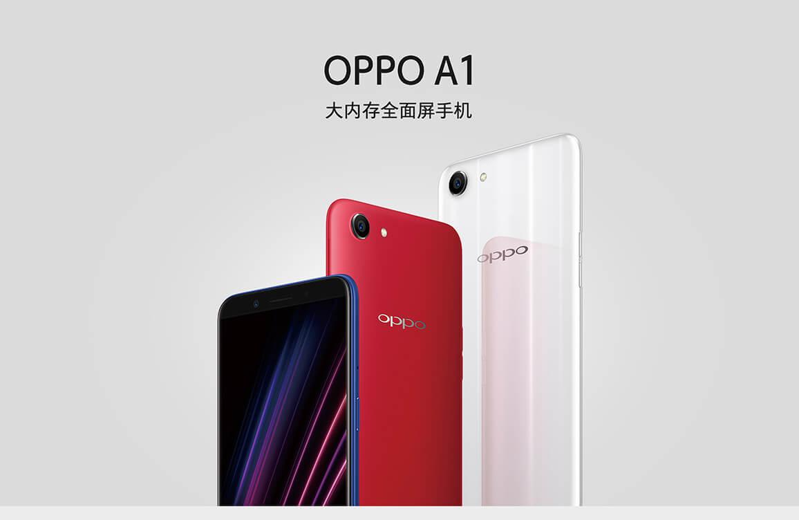 Tabletowo.pl Inspirować się iPhonem X można na różne sposoby, ale Oppo A1 jest przykładem, jak tego lepiej nie robić Android Nowości Oppo Smartfony
