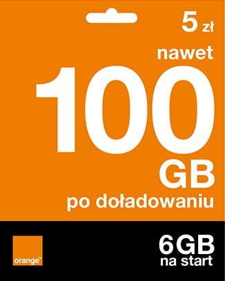 Tabletowo.pl Zmiany w starterach Orange na kartę. Od teraz klienci dostaną więcej gigabajtów na start GSM Nowości