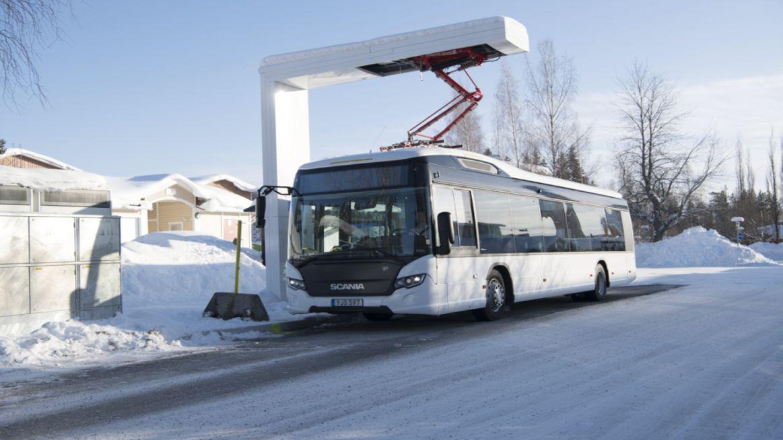 Kolejny elektryczny autobus na horyzoncie. Citywide Low Floor od Scanii w marcu ruszy na szwedzkie ulice 20