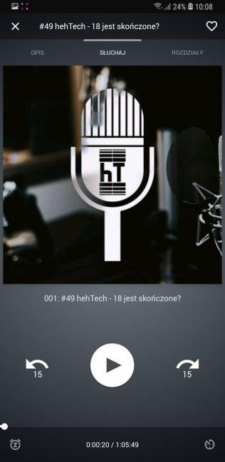Tabletowo.pl Lecton - nowa aplikacja do podcastów od Audioteki Aplikacje Recenzje Aplikacji/Gier