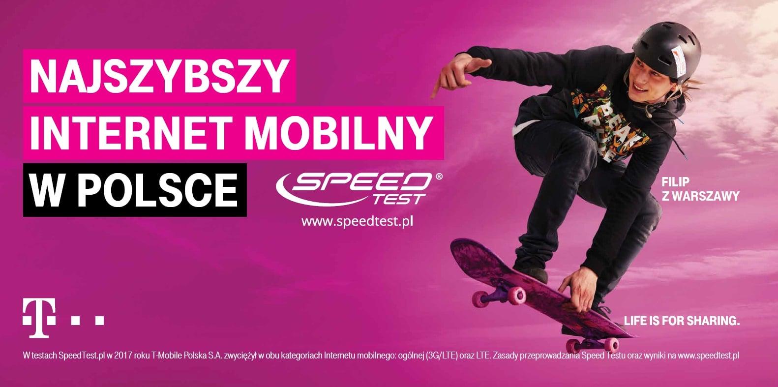 Promocja: albo będziesz zadowolony z usług T-Mobile, albo dostaniesz zwrot pieniędzy nawet za pół roku 16