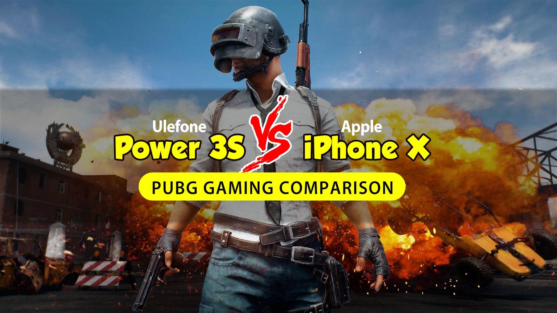 Tabletowo Ambitny pojedynek Ulefone Power 3S vs iPhone X Jak te smartfony