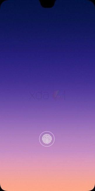 Tabletowo.pl Fani Xiaomi byliby wniebowzięci - kod MIUI sugeruje, że Mi 7 będzie miał czytnik linii papilarnych w ekranie Plotki / Przecieki Smartfony Xiaomi