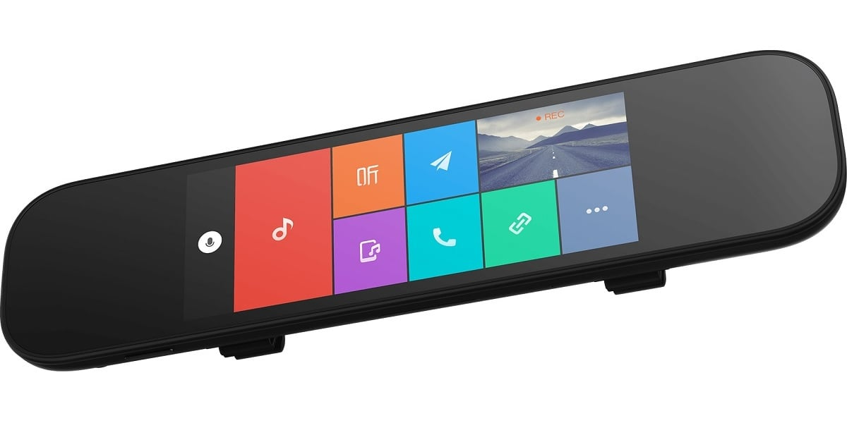 Inteligentne lusterko wsteczne od Xiaomi? Proszę bardzo! Oto Xiaomi Mi Smart Rearview Mirror 15
