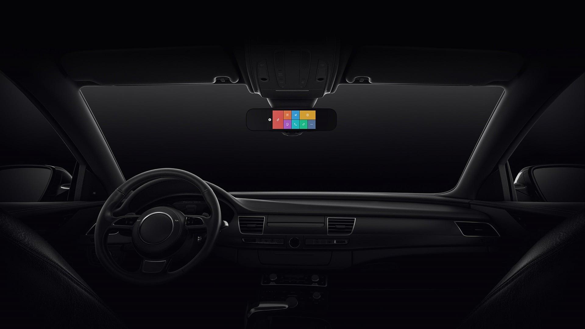 Inteligentne lusterko wsteczne od Xiaomi? Proszę bardzo! Oto Xiaomi Mi Smart Rearview Mirror 17