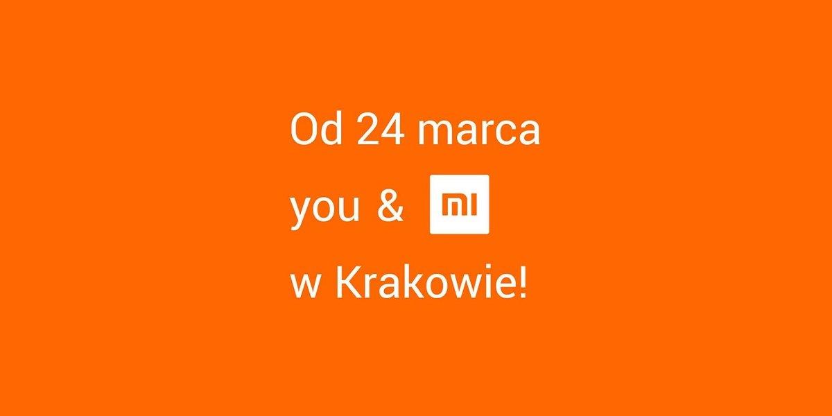 Tabletowo.pl Będzie na bogato: 24 marca w Krakowie otworzy się pierwszy w Polsce salon Xiaomi z prawdziwego zdarzenia Nowości Xiaomi