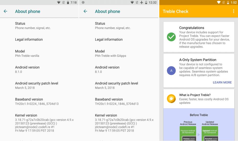 Tabletowo.pl Project Treble od teraz (nieoficjalnie) również dla Xiaomi Mi 5, Mi 5S oraz Mi 5S Plus Android Ciekawostki Xiaomi