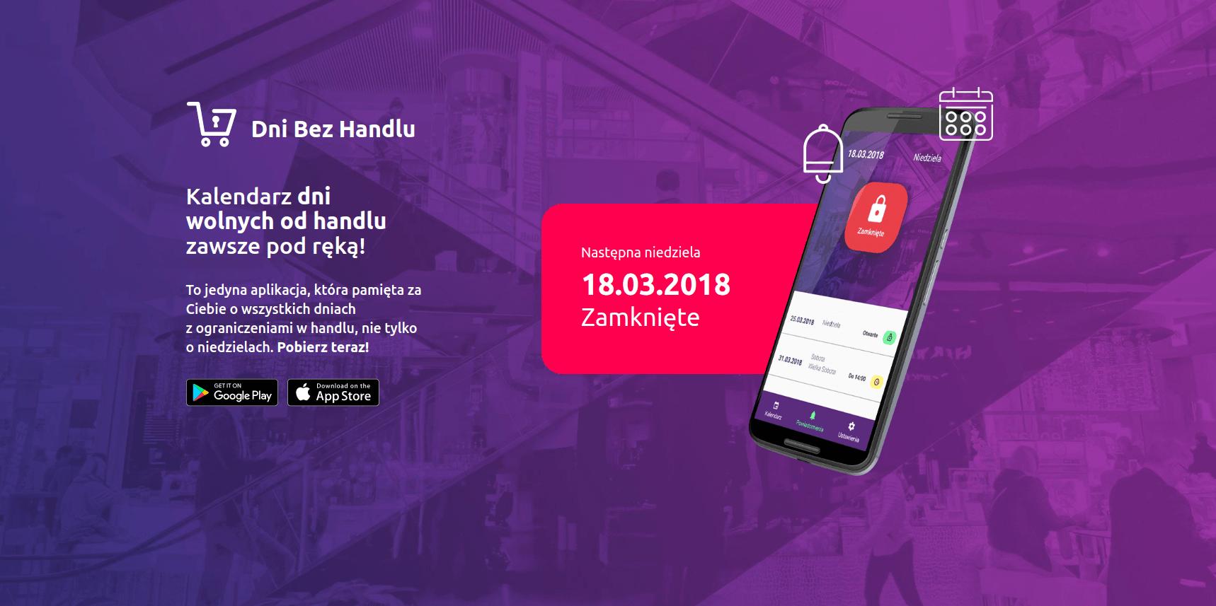 Tabletowo.pl Szukasz otwartego sklepu w niehandlową niedzielę? Ta aplikacja pomoże Ci go znaleźć Aplikacje Ciekawostki