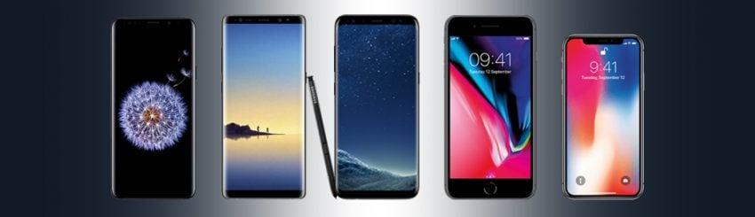 Tabletowo.pl Ile tak naprawdę kosztuje wyprodukowanie iPhone'a 8+, iPhone'a X, Samsunga Galaxy S9+, Galaxy S8+ i Note'a 8? Apple Samsung Smartfony